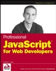 Professional JavaScript for Web Developers (0764579088) cover image