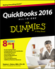 QuickBooks 2016 All-in-One For Dummies (1119126088) cover image