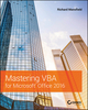 Mastering VBA for Microsoft Office 2016 (1119225388) cover image
