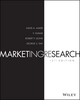 Marketing Research, 12th Edition (1119236088) cover image