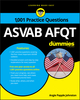1,001 ASVAB AFQT Practice Questions For Dummies (1119291488) cover image