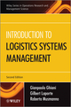 Introduction to Logistics Systems Management, 2nd Edition (1119943388) cover image