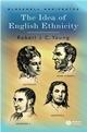 The Idea of English Ethnicity (1405101288) cover image