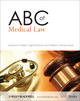 ABC of Medical Law (1405176288) cover image