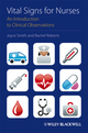 Vital Signs for Nurses: An Introduction to Clinical Observations (1405190388) cover image