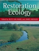 Restoration Ecology: The New Frontier (1444309188) cover image