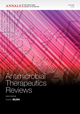 Antimicrobial Therapeutics Reviews, Volume 1213 (1573317888) cover image