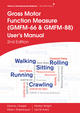 Gross Motor Function Measure (GMFM-66 and GMFM-88) User's Manual, 2nd Edition (1908316888) cover image
