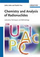 Chemistry and Analysis of Radionuclides: Laboratory Techniques and Methodology (3527326588) cover image