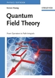 Quantum Field Theory: From Operators to Path Integrals (3527617388) cover image