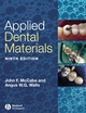 Applied Dental Materials, 9th Edition (EHEP003288) cover image