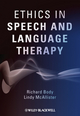 Ethics in Speech and Language Therapy (0470058889) cover image