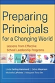 Preparing Principals for a Changing World: Lessons From Effective School Leadership Programs (0470407689) cover image