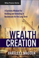 Wealth Creation: A Systems Mindset for Building and Investing in Businesses for the Long Term (0470488689) cover image