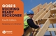 Goss's Roofing Ready Reckoner: Metric Cutting and Sizing Tables for Timber Roof Members, 4th Edition (0470697989) cover image