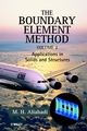 The Boundary Element Method, Volume 2, Applications in Solids and Structures (0470842989) cover image