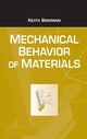 Mechanical Behavior of Materials (0471241989) cover image