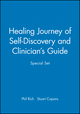 Healing Journey of Self-Discovery and Clinician's Guide Special Set (0471348589) cover image
