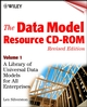 The Data Model Resource CD: A Library of Universal Data Models for All Enterprises, Revised Edition, Volume 1 (0471388289) cover image