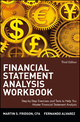 Financial Statement Analysis Workbook: Step-by-Step Exercises and Tests to Help You Master Financial Statement Analysis, 3rd Edition  (0471409189) cover image