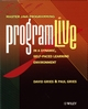 ProgramLive Workbook and CD (0471441589) cover image