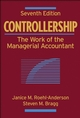 Controllership: The Work of the Managerial Accountant, 7th Edition (0471557889) cover image