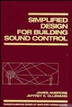 Simplified Design for Building Sound Control (0471569089) cover image