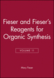 Fieser and Fieser's Reagents for Organic Synthesis, Volume 11 (0471886289) cover image