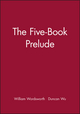 The Five-Book Prelude (0631205489) cover image