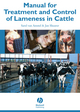 Manual for Treatment and Control of Lameness in Cattle (0813814189) cover image