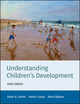 Understanding Children's Development, 6th Edition (1118772989) cover image