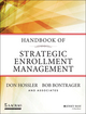 Handbook of Strategic Enrollment Management (1118819489) cover image