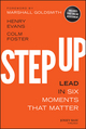 Step Up: Lead in Six Moments that Matter (1118838289) cover image