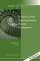 In Search of Self: Exploring Student Identity Development: New Directions for Higher Education, Number 166 (1118915089) cover image