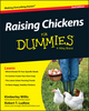 Raising Chickens For Dummies, 2nd Edition (1118982789) cover image