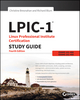 LPIC-1 Linux Professional Institute Certification Study Guide: Exam 101-400 and Exam 102-400, 4th Edition (1119021189) cover image