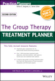 The Group Therapy Treatment Planner, with DSM-5 Updates, 3rd Edition (1119073189) cover image
