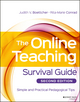 The Online Teaching Survival Guide: Simple and Practical Pedagogical Tips, 2nd Edition (1119147689) cover image