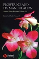 Annual Plant Reviews, Volume 20, Flowering and its Manipulation (1405128089) cover image
