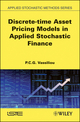 Discrete-time Asset Pricing Models in Applied Stochastic Finance (1848211589) cover image