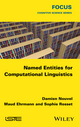 Named Entities for Computational Linguistics (1848218389) cover image