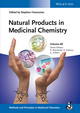 Natural Products in Medicinal Chemistry, Volume 60 (3527332189) cover image