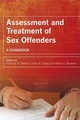 Assessment and Treatment of Sex Offenders: A Handbook (EHEP002189) cover image