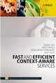 Fast and Efficient Context-Aware Services (047001668X) cover image