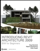 Introducing Revit Architecture 2009: BIM for Beginners (047026098X) cover image