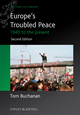 Europe's Troubled Peace: 1945 to the Present, 2nd Edition (047065578X) cover image