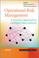 Operational Risk Management: A Practical Approach to Intelligent Data Analysis (047074748X) cover image