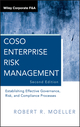 COSO Enterprise Risk Management: Establishing Effective Governance, Risk, and Compliance (GRC) Processes, 2nd Edition (047091288X) cover image