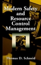 Modern Safety and Resource Control Management (047133118X) cover image
