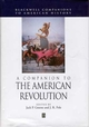 A Companion to the American Revolution (063121058X) cover image
